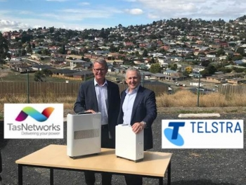 Telstra trials small cell tech to tame Tassie mobile black spots