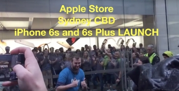 VIDEOS: Apple's successful iPhone 6s launch, Telstra and Vodafone interviews