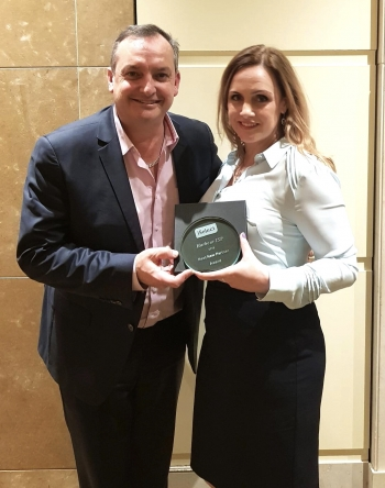 Harbour ISP wins iSelect 'Best New Partner 2018' award