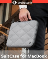 Twelve South makes the case for its MacBook SuitCase