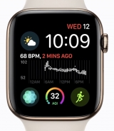 Apple's impressive new Series 4 watch with bigger screen and great redesign