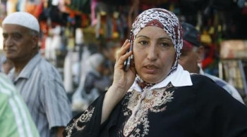 Palestinians finally get access to 3G services