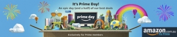 Amazon's first-ever Aussie Prime Day deals down under doing good so far