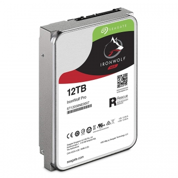 Review – SeaGate IronWolf and IronWolf Pro 12Tb