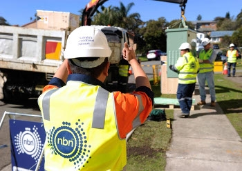 NBN Co opens lab to train workers for network field tasks