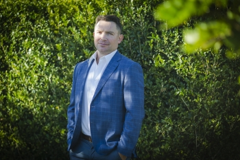 Evergen's newly appointed CEO Ben Hutt