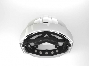 "Smart helmets developed by companies such as SmartCap Technologies, ""helping to increase safety on construction sites""."