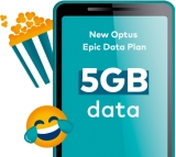 Optus launches new 'epic' pre-paid plans