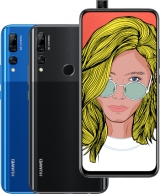 The Huawei Y9 Prime 2019.