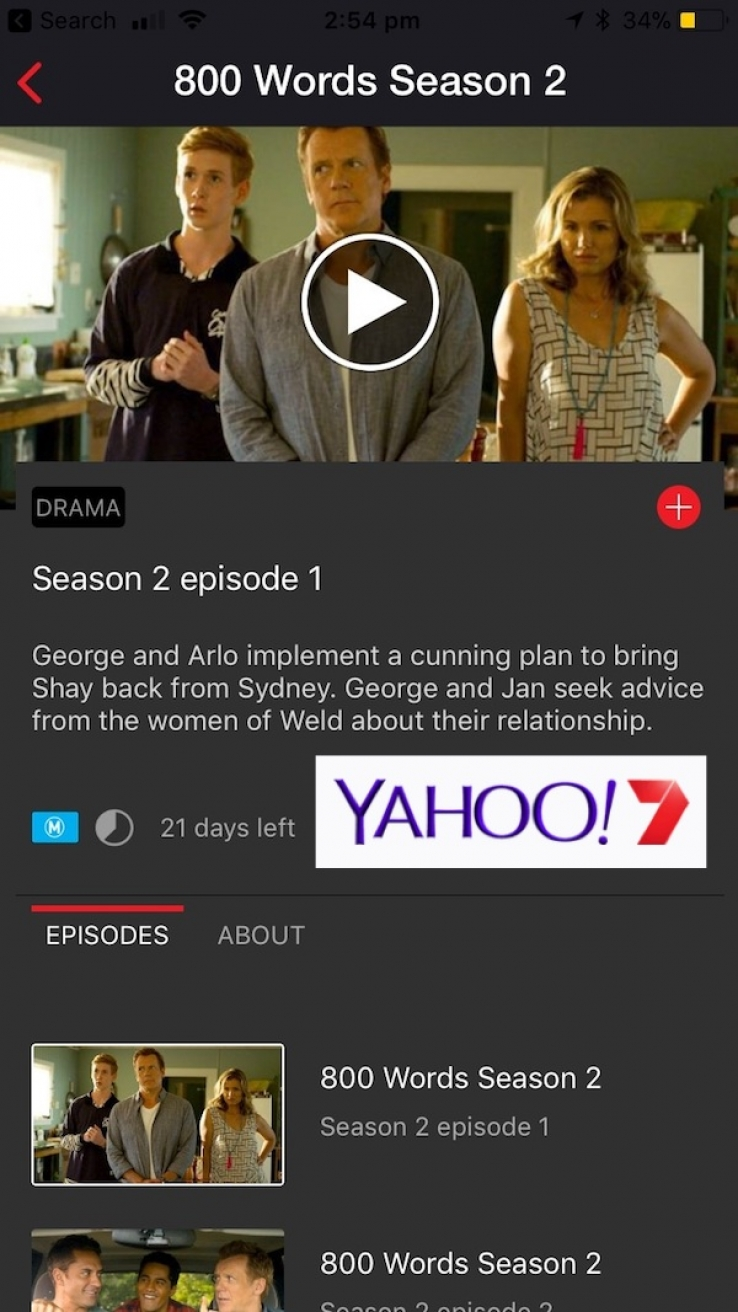 iTWire - Apple's new TV app coming to Australia, Yahoo7 at