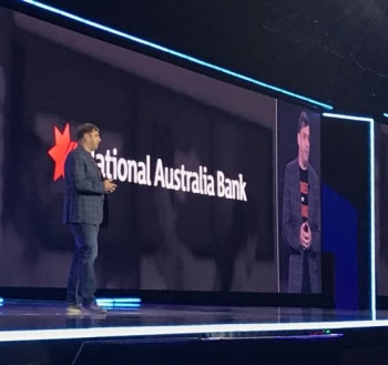 NAB executive general manager of business enabling technology Yuri Misnik