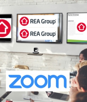'Zoom'-ing workplace productivity for REA Group through video comms tool