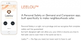 Leelou: the crucial element for 'personal safety on demand' in new app?