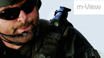 VIDEO: m-View's trials live video streaming body-worn cams