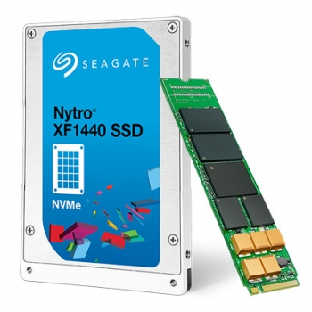 Seagate demonstrates 'fastest-ever' SSD flash drive