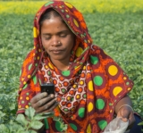 Women in poorer countries lag in mobile ownership: study