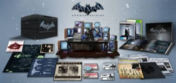 Batman: Arkham Origins Collector's Ed in Australia and NZ only