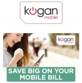 Kogan Mobile offers 'permanent data upgrades' and discounts on plans