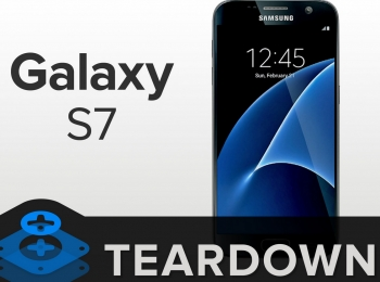 Samsung Galaxy S7 – teardown