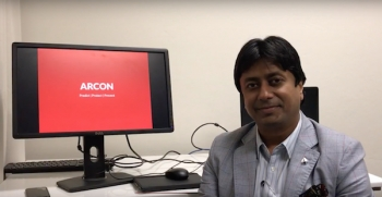 VIDEO Interview: Arcon Techsolutions' Anil Bhandari talks risk control solutions, Aust market and more