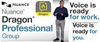 VIDEO: Nuance delivers 'Dragon Professional Group' for enterprise-ready speech recognition