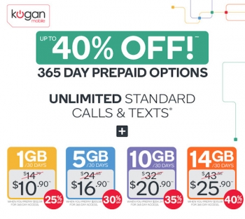 MVNO Price Wars Episode V: Kogan Mobile's Empire Strikes Back