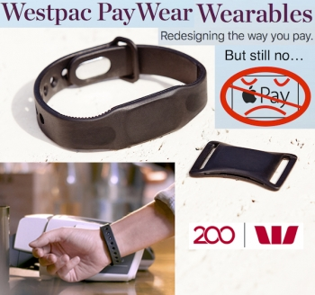 iTWire - Still avoiding Apple Pay, Westpac rolls out PayWear