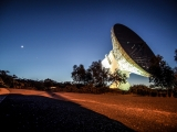 ESA tracking station New Norcia, Western Australia