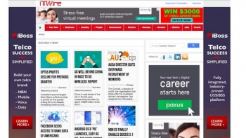 You are now able to promote your company's news on iTWire's home page