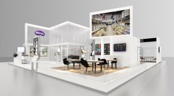 BenQ unveils six business solutions at Computex 2017
