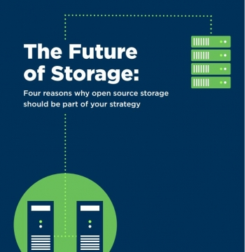 Four reasons why open source storage should be part of your strategy