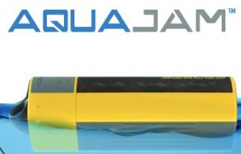 Aquajam - waterproof, dust proof, and sounds good too (review)