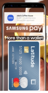 Samsung's latitude in partnering with Latitude Financial extends Samsung Pay reach
