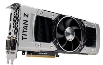 Nvidia Titan Z – world's most expensive GPU - and brings graphics-rich virtual desktops to the cloud