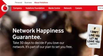 Vodafone pounces on Telstra's troubles, says 'join Vodafone'
