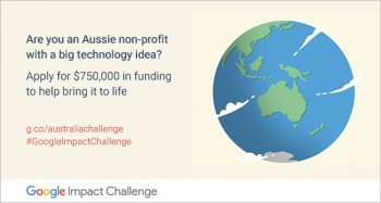 Google Impact Challenge closes in 3 days, go ogle $750,000 in funding