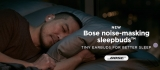 Bose sleepbuds launch and want to be your best buddy for sleep