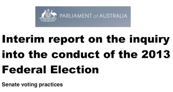 Australia rejects electronic voting - are US elections rigged?