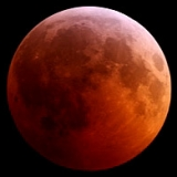 Blood Moon eclipse on October 8th