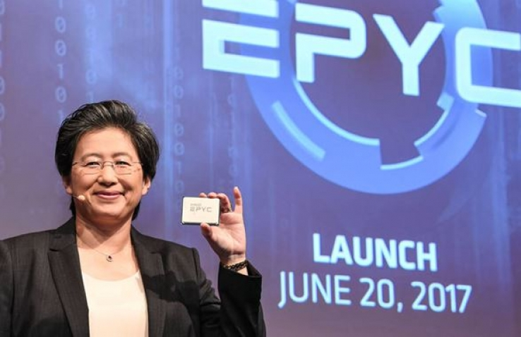 iTWire - Major take-up of AMD EPYC 7000 series server processors