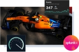 McLaren Racing turns to Splunk to fine-tune performance insights