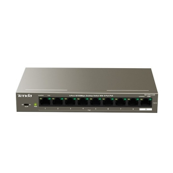 Announcing Tenda TEF1109P-8-102W desktop PoE switch in Australia