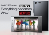 Sony's Xperia XZ Premium smartphone supports Netflix HDR content