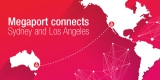 Megaport enables new Sydney-Los Angeles route