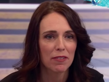 Jacinda Ardern: Treading a wary path on the Huawei issue.