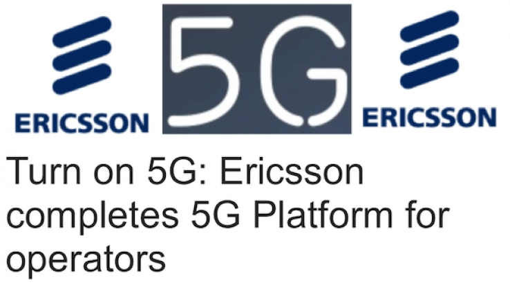 iTWire - Ericsson completes 5G Platform for operators for Q4