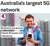 50% of Australians now covered by Telstra 5G in 'major rollout milestone'