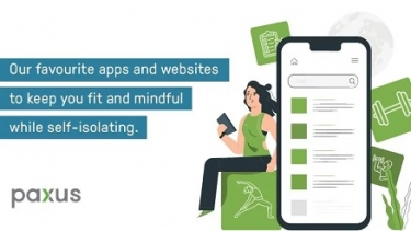 Our favourite apps and websites to keep you fit and mindful while self-isolating