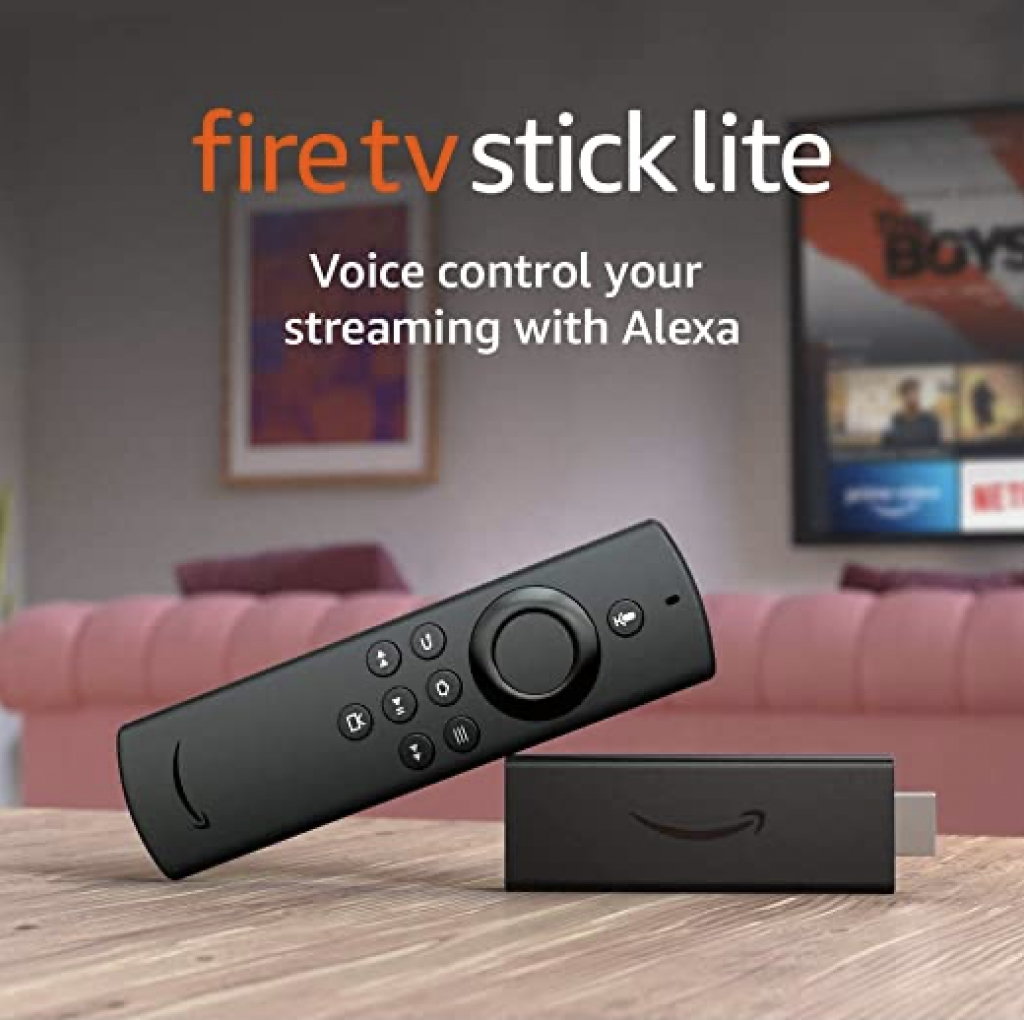 Amazon Fire TV Stick Lite sticks it to TV competitors, aims to set TV world on fire