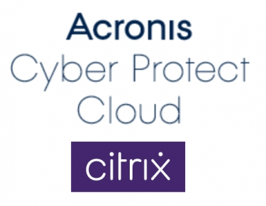 Acronis Cyber Protect integration: enhancing security for Citrix Workspace